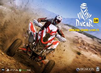 videojuego dakar2018