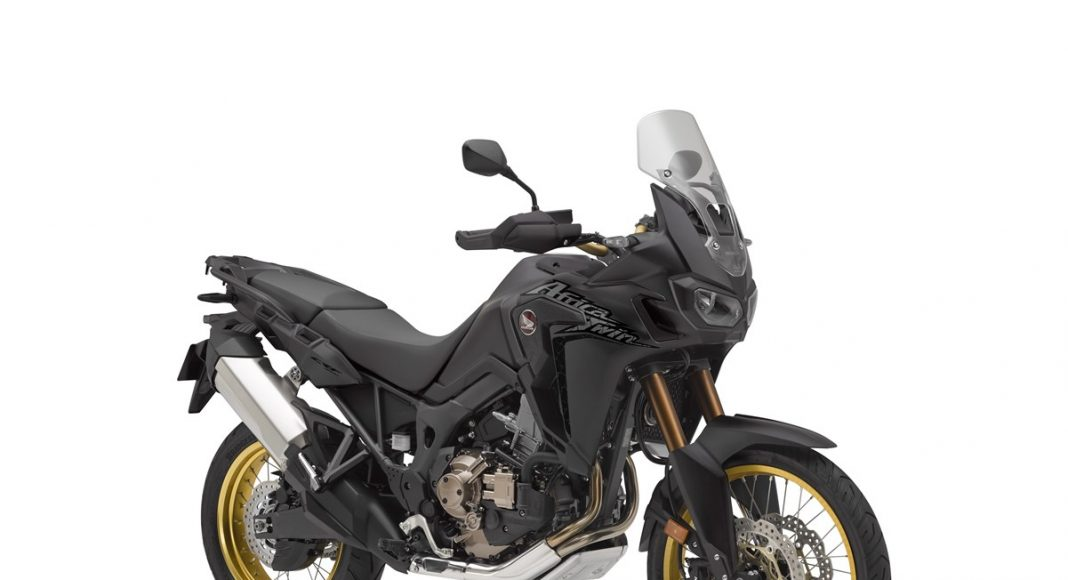 Africa Twin-