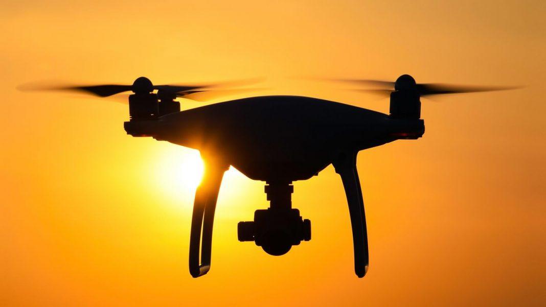 drones uber express